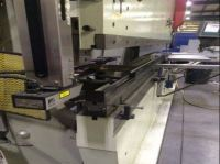 CNC Hydraulic Press Brake ACCURPRESS ADVANTAGE 725012 2006-Photo 3