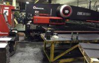 Turret Punching Machine with Laser AMADA EMK3610NT AMNC-F