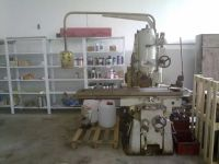 Вертикальный фрезерный станок POLEN FYA 32