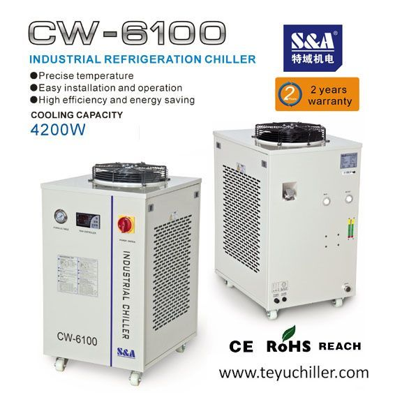 Piston Compressor Teyu CW-6100 2016