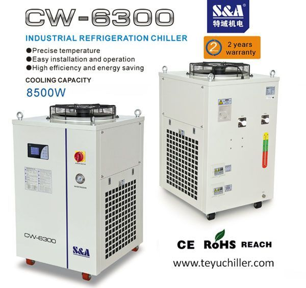 Piston Compressor Teyu CW-6300 2016