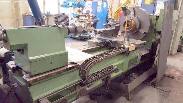 Universal-Drehmaschine SARO SPA 8x2000 1987