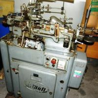 Single Spindle Automatic Lathe STROHM M 45