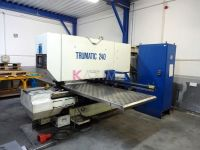 Horizontal Hydraulic Press TRUMPF Trumatic TC 240