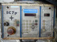 Nożyce gilotynowe hydrauliczne HACO PSX 6016 1996-Zdjęcie 5