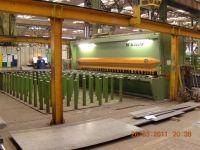 Hydraulic Guillotine Shear HACO PSX 6016