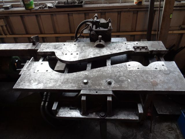 Machines for Forged Element HEBO STM 3 1985