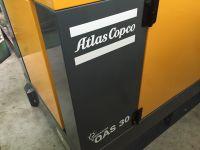 Kolbenkompressor Gerador Atlas Copco QAS 30 2008-Bild 5