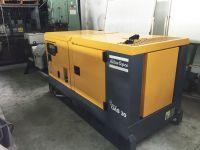 Piston Compressor Gerador Atlas Copco QAS 30