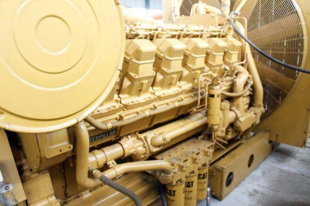 Stempelkompressor Gerador Caterpilar 3512 2000