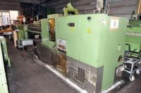 Multi Spindle Automatic Lathe INDEX MS 25