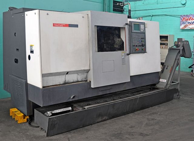 Tokarka CNC HWACHEON CUTEX 240 A 2007