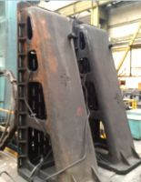 Horizontal Boring Machine Squadre H. 2.200 mm H 2.200 MM