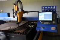 2D Plasma cutter ECKERT JANTAR 2 2007-Photo 4