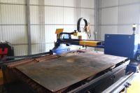 2D Plasma cutter ECKERT JANTAR 2 2007-Photo 5
