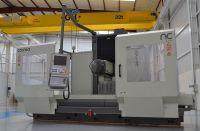 Bed Milling Machine NICOLAS CORREA Bancada A25/30
