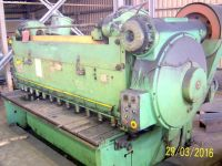 Nożyce gilotynowe mechaniczne KZP USRR H 3222 1987-Zdjęcie 3