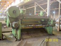 Mechanical Guillotine Shear KZP USRR H 3222 1987-Photo 4