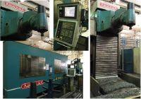 Fresadora CNC ANAYAK Columna móvil HVM-3300