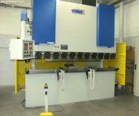 Pressa piegatrice idraulica di NC ERMAKSAN ERMAK AP 2600-80
