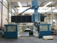 Fresadora de pórtico CNC NICOLAS CORREA PANTERA 2003-Foto 2