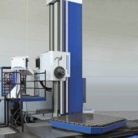 Horizontal Boring Machine TOS WHN 13.8 CNC