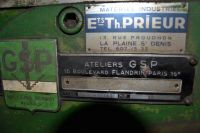 Dłutownica pionowa GSP 743 1985-Zdjęcie 7