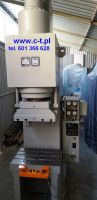 C Frame Hydraulic Press WMW PYE250s2