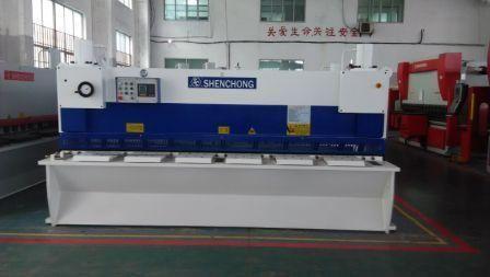 Hydraulische guillotineschaar Shenchong QC11YK-6X3200 2016