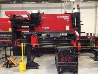 CNC Hydraulic Press Brake AMADA ASTRO II 100NT 2008-Photo 3