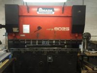 CNC särmäyspuristimen AMADA HFB802