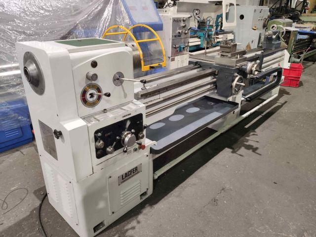 Universell svarv LACFER CR1-250x3000 1990