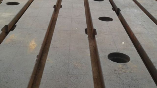 Wytaczarka pozioma Piani in Ghisa 1500 x 4900 mm 2000