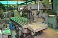 Universal Milling Machine ZAYER 55BM 1990-Photo 4