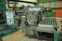 Universal Milling Machine ZAYER 55BM 1990-Photo 6