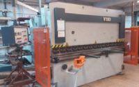 Prasa krawędziowa hydrauliczna YSD PPT 100/30