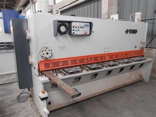 Hydraulic Guillotine Shear YSD HGA 31/6 2011