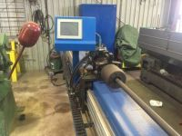 Ohýbačka betonářské oceli ERCOLINA TM76-20 2011-Fotografie 2