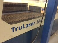 2D Laser TRUMPF TRULASER 3040 2008-Photo 3