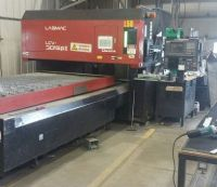 2D laser AMADA ALTAIR 3015BII
