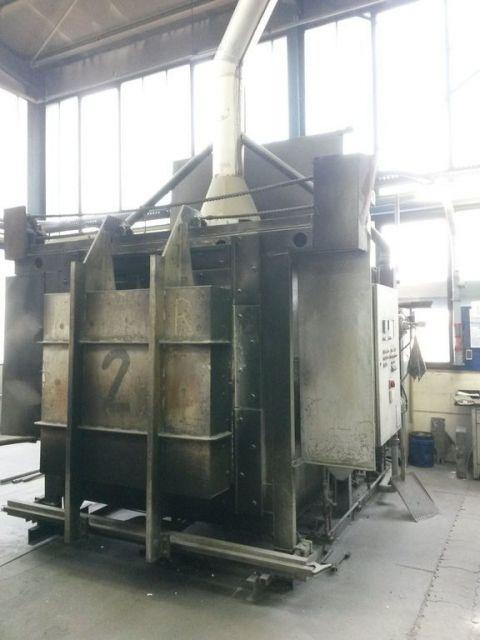 Hardening Furnace IOB 006 1990