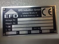Hardening Furnace EFD A70 2007-Photo 5