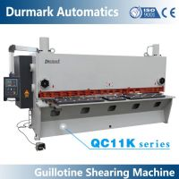 Hydraulic Guillotine Shear DURMARK QC11K-25*2500