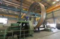 Folding Machines for sheet metal UBBDA 60 x 4500