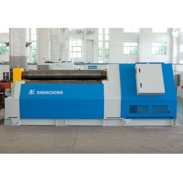4 Roll Plate Bending Machine Shenchong SW12-20X2500 2016