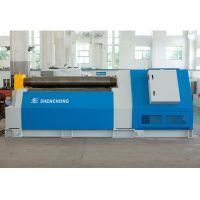 4 Roll Plate Bending Machine Shenchong SW12-20X2500