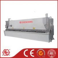 Hydraulische guillotineschaar Shenchong QC11Y-10X6000