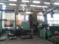 CNC Vertical Turret Lathe Sedin 16 CNC