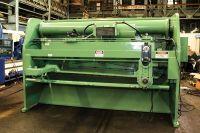 Hydraulic Guillotine Shear ACCURSHEAR 837510 1989-Photo 3