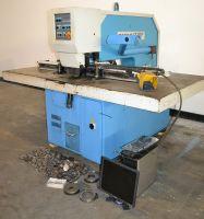 Punching Machine EUROMAC CX 75030 CNC 2002-Photo 3